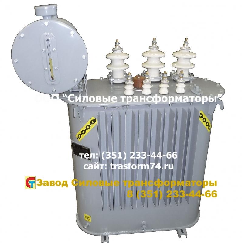 Трансформатор ТМ(Г)-40/6(10) / / Трансформаторы силовые ...